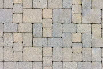 Interlocking Paving Stones